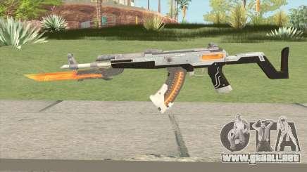 AKM Singularity para GTA San Andreas