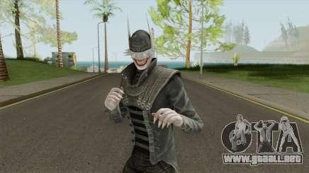 The Batman Who Laughs (Injustice: Gods Among Us) para GTA San Andreas