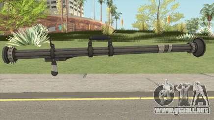 The Batman Who Laughs Rocket Launcher para GTA San Andreas