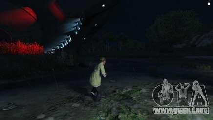Alien War 1.0 para GTA 5
