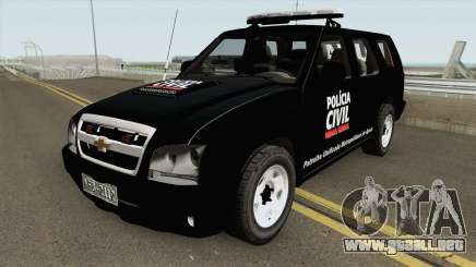 Chevrolet Blazer 2012 PUMA PC-MG para GTA San Andreas