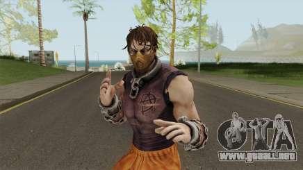 Dean Ambrose (Lunatic Fringe) from WWE Immortals para GTA San Andreas