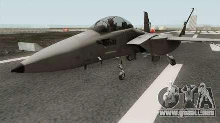 Boeing F-15 Eagle para GTA San Andreas