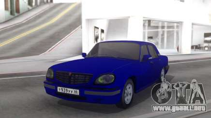 GAZ 31105 Stoke para GTA San Andreas