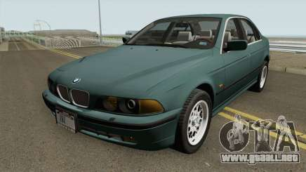 BMW 5-Series (e39) 528i 1999 (US-Spec) para GTA San Andreas