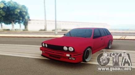 BMW M3 E30 Touring para GTA San Andreas