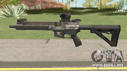CSO2 AR-57 Skin 3 para GTA San Andreas