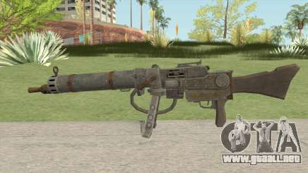 COD: Black Ops 2 Zombies: MG15 para GTA San Andreas