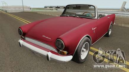 Sunbeam Tiger Mk.2 1967 (US-Spec) para GTA San Andreas