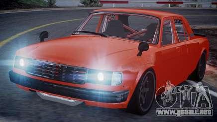 GAZ 31029 RB v1.0 para GTA 4