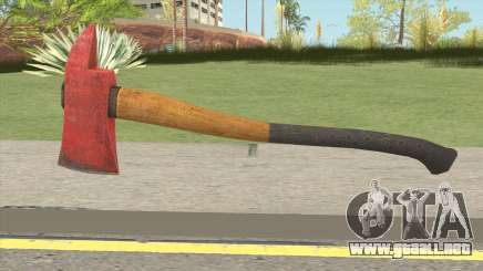 Axe Hotline Miami para GTA San Andreas