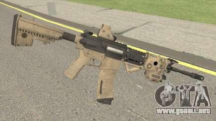 M4 With M203 Tactico para GTA San Andreas
