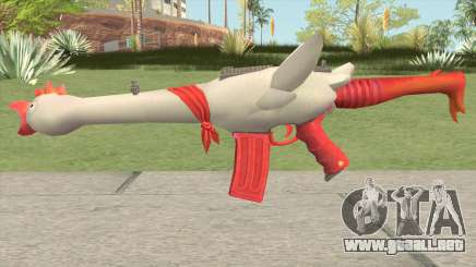 Rules of Survival Rubber Chicken Gun para GTA San Andreas