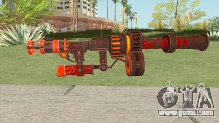 Rules of Survival RPG Pyroclasm para GTA San Andreas