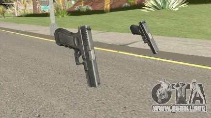 CSO2 Glock 17 para GTA San Andreas