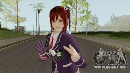 Japanese Schol Girl para GTA San Andreas