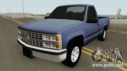 Chevrolet Silverado MQ para GTA San Andreas