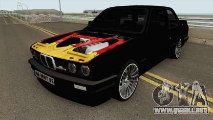 BMW E30 Drifter para GTA San Andreas