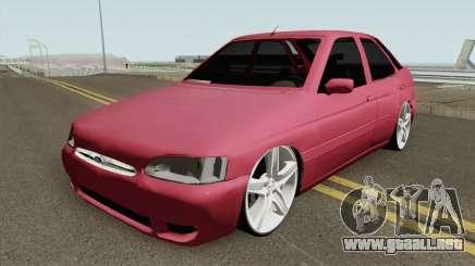 Ford Escort Zetec Edit para GTA San Andreas