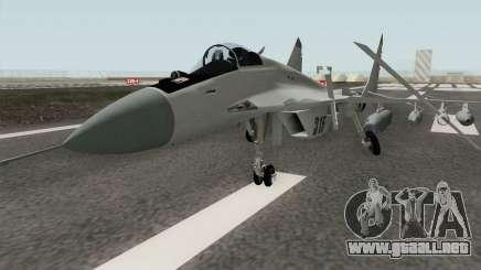 Mikoyan MiG-29K para GTA San Andreas