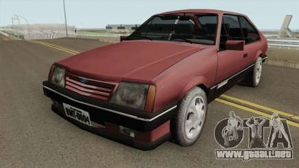 Chevrolet Monza SLE Hatch para GTA San Andreas