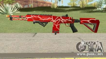 M14EBR SPARK STRIKER para GTA San Andreas