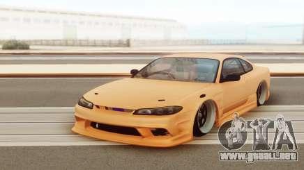 Nissan Silvia S15 Vertex Edge para GTA San Andreas
