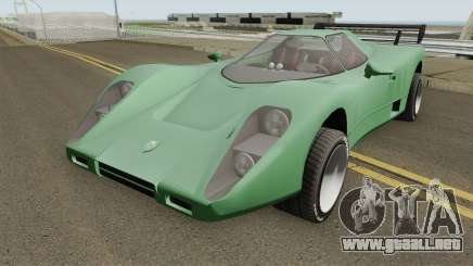 Ocelot Jackal Y GTA V para GTA San Andreas
