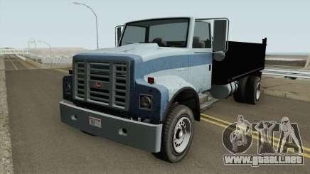 Vapid Yankee GTA IV para GTA San Andreas