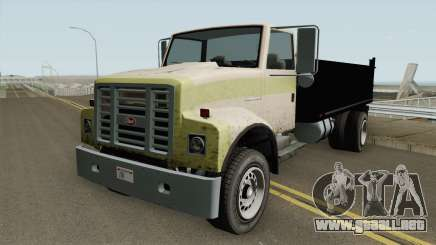 Vapid Yankee GTA IV IVF para GTA San Andreas