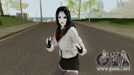 Jane The Killer Skin 1 para GTA San Andreas