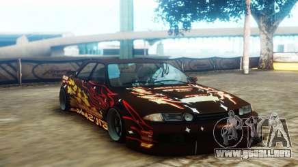 Nissan Skyline ER32 BN Sports para GTA San Andreas