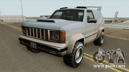 Rancher Safari para GTA San Andreas