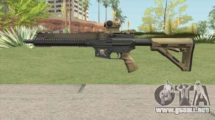 CSO2 AR-57 Skin 1 para GTA San Andreas