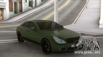Mercedes-Benz CLS 63 Sedan para GTA San Andreas