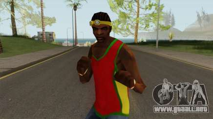 LCS Yardie 1 para GTA San Andreas