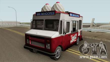 Mr. Whoopee from VC para GTA San Andreas