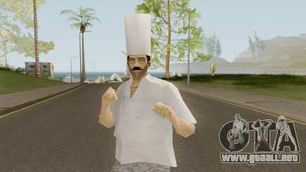 Chef From VC para GTA San Andreas