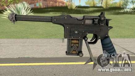 The Batman Who Laughs Pistol para GTA San Andreas