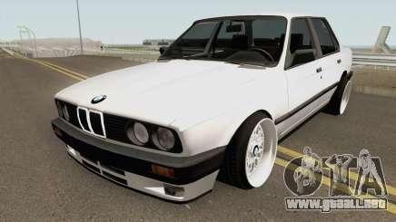BMW 325i HQ para GTA San Andreas