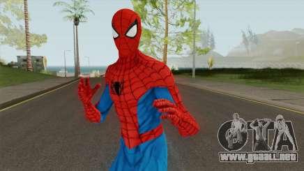 Marvel Spider-Man Classic Suit para GTA San Andreas