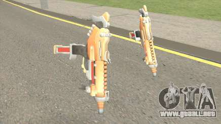 Overwatch: Sombra Weapon para GTA San Andreas