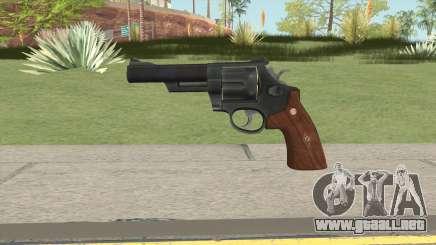 SW Model 29 Short para GTA San Andreas