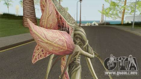 Plant 43 (Ivy) from Resident Evil: The Umbrella para GTA San Andreas