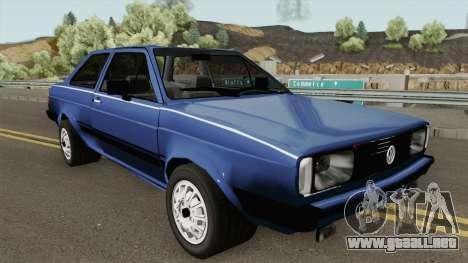 Volkswagen Voyage Los Angeles 1985 para GTA San Andreas