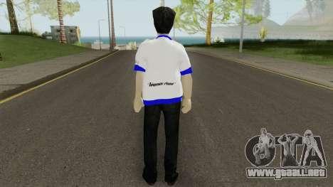 Malee Thailand Gamer para GTA San Andreas