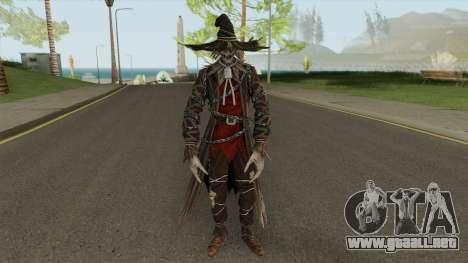 Scarecrow (DC Comics) para GTA San Andreas
