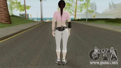 Kokoro (Sport Leggings) From DOA5LR para GTA San Andreas