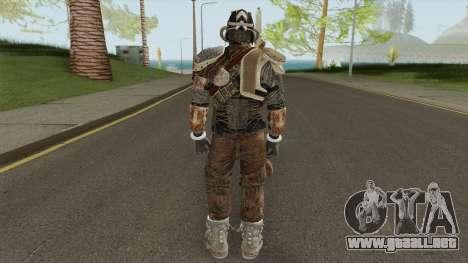 GTA Online Arena War Skin 1 para GTA San Andreas