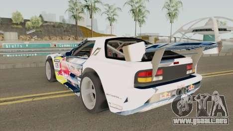 Mazda RX-7 FC NFS para GTA San Andreas